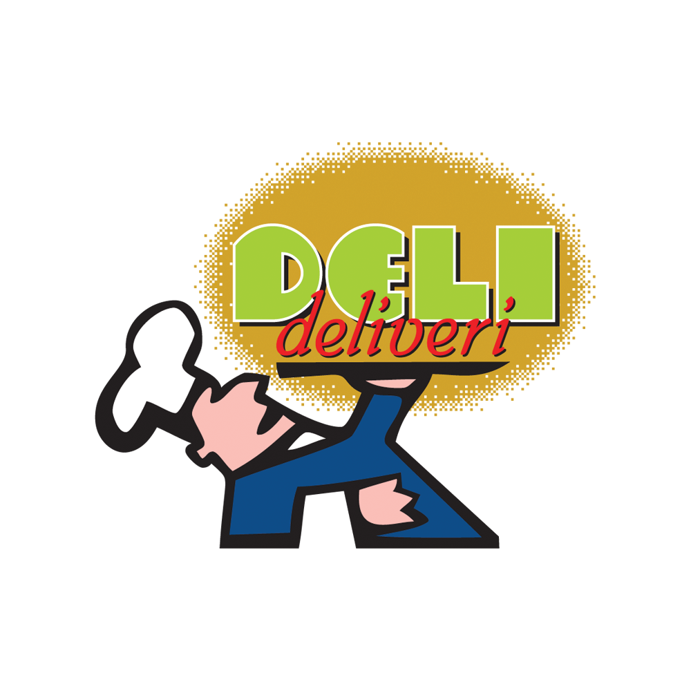 Logo design for Deli Delivery