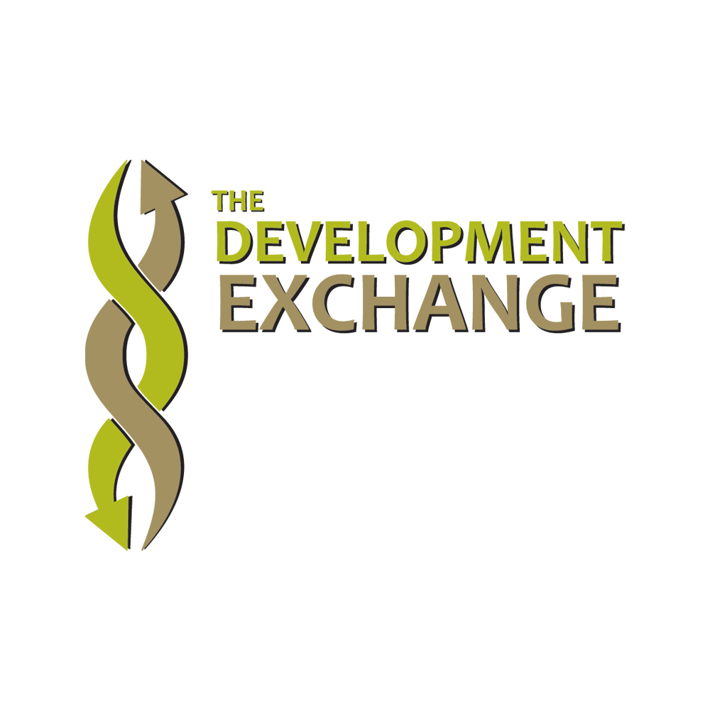 Logo design for Development Exchange