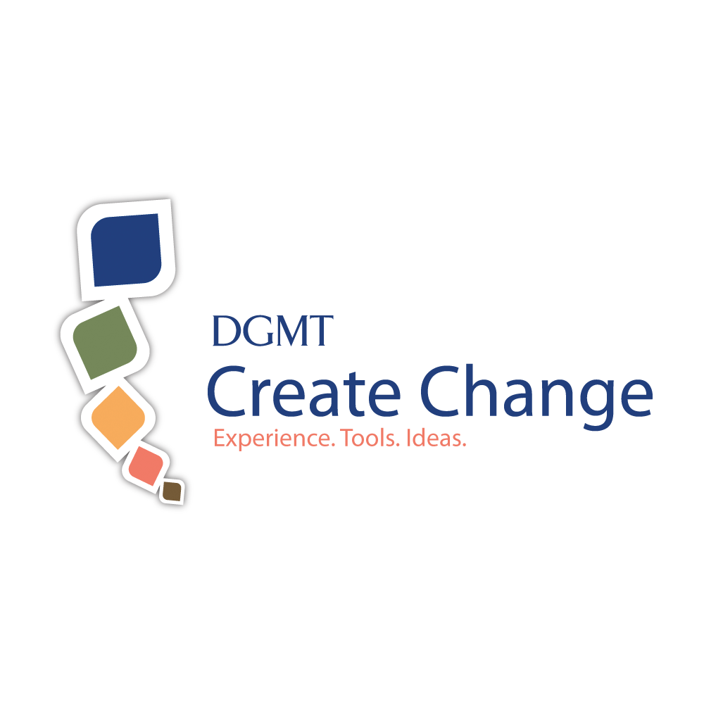 Logo design for DGMT Create Change