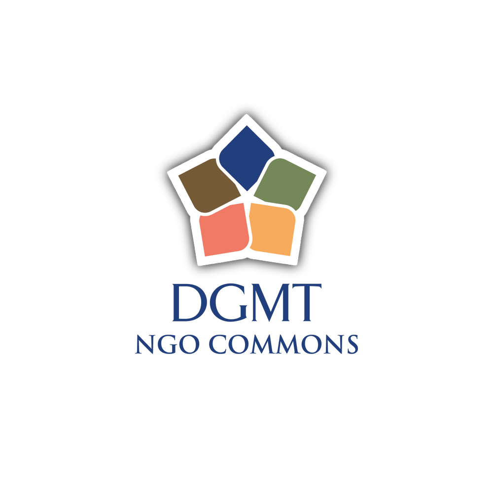 Logo design for DGMT Commons