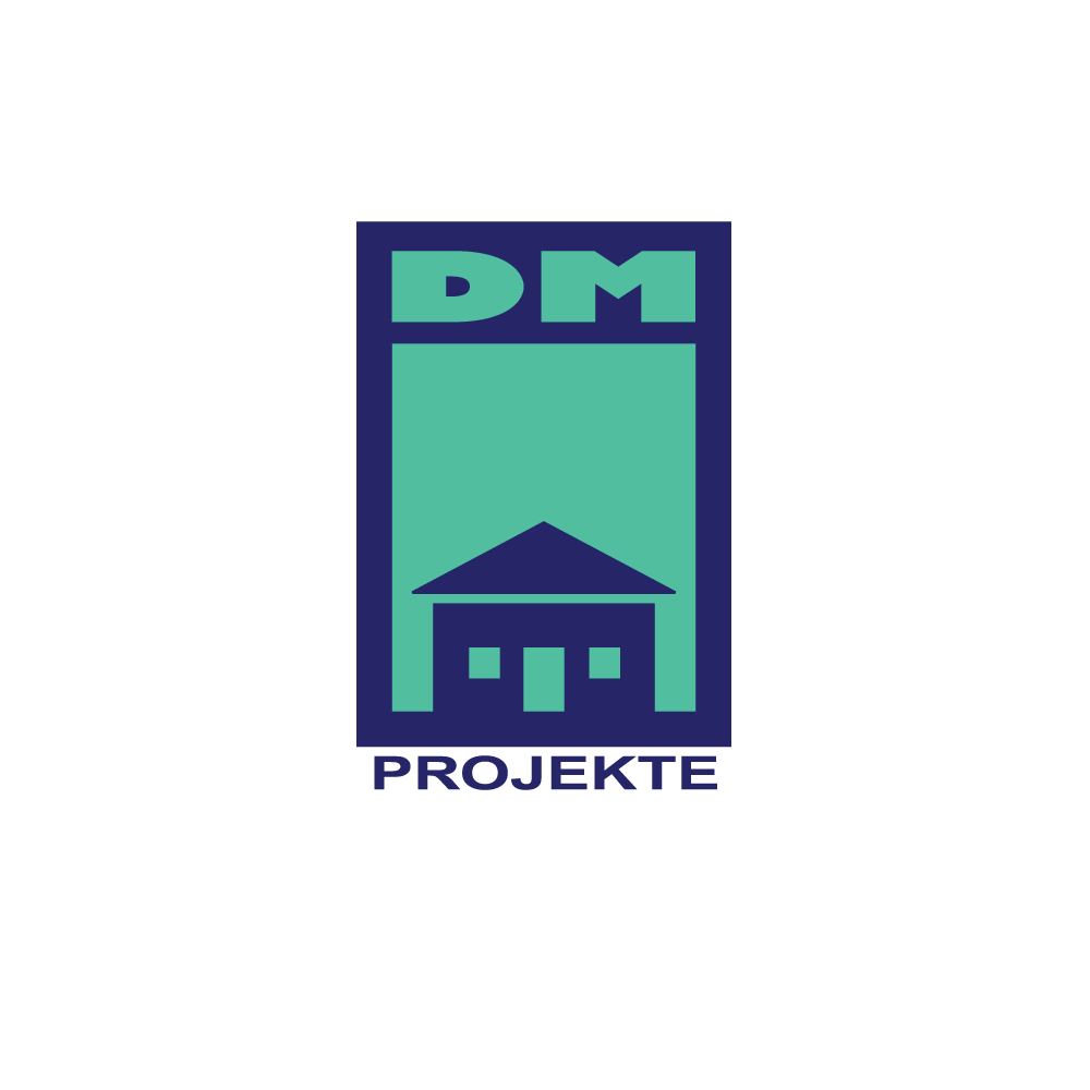 Logo design for DM Projekte