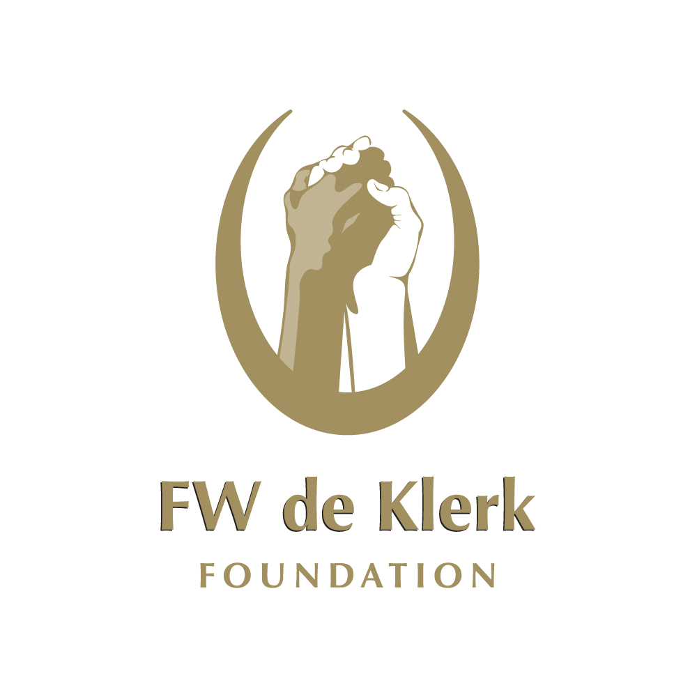 Logo design for FW de Klerk Foundation