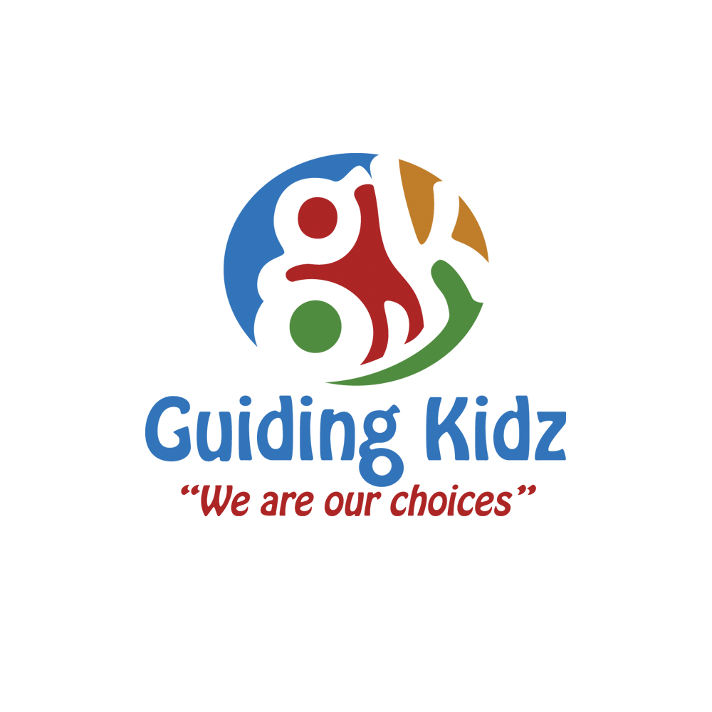 Logo design for Guiding Kids