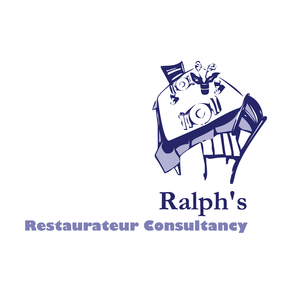 Logo design for Ralphs Restaurant
