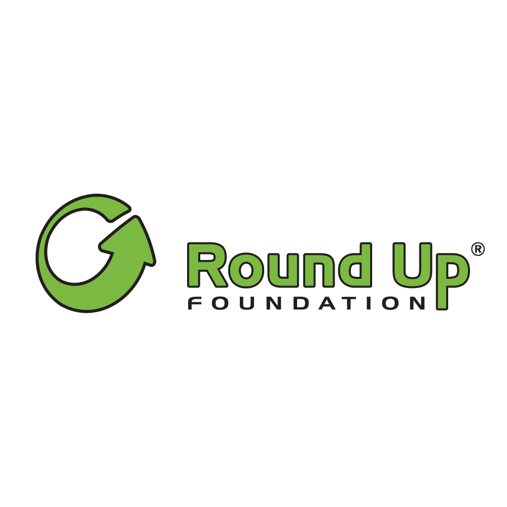 Logo design for Round Up Foundation