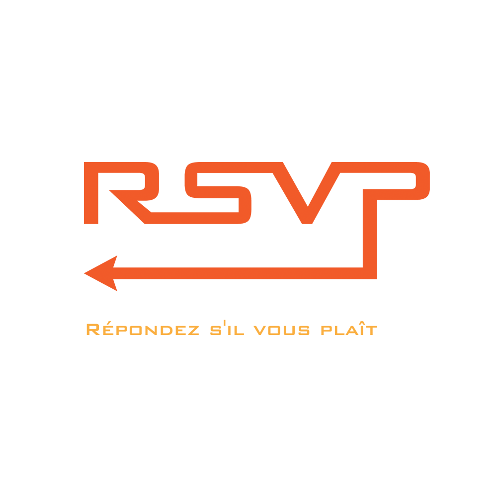 Logo design for RSVP