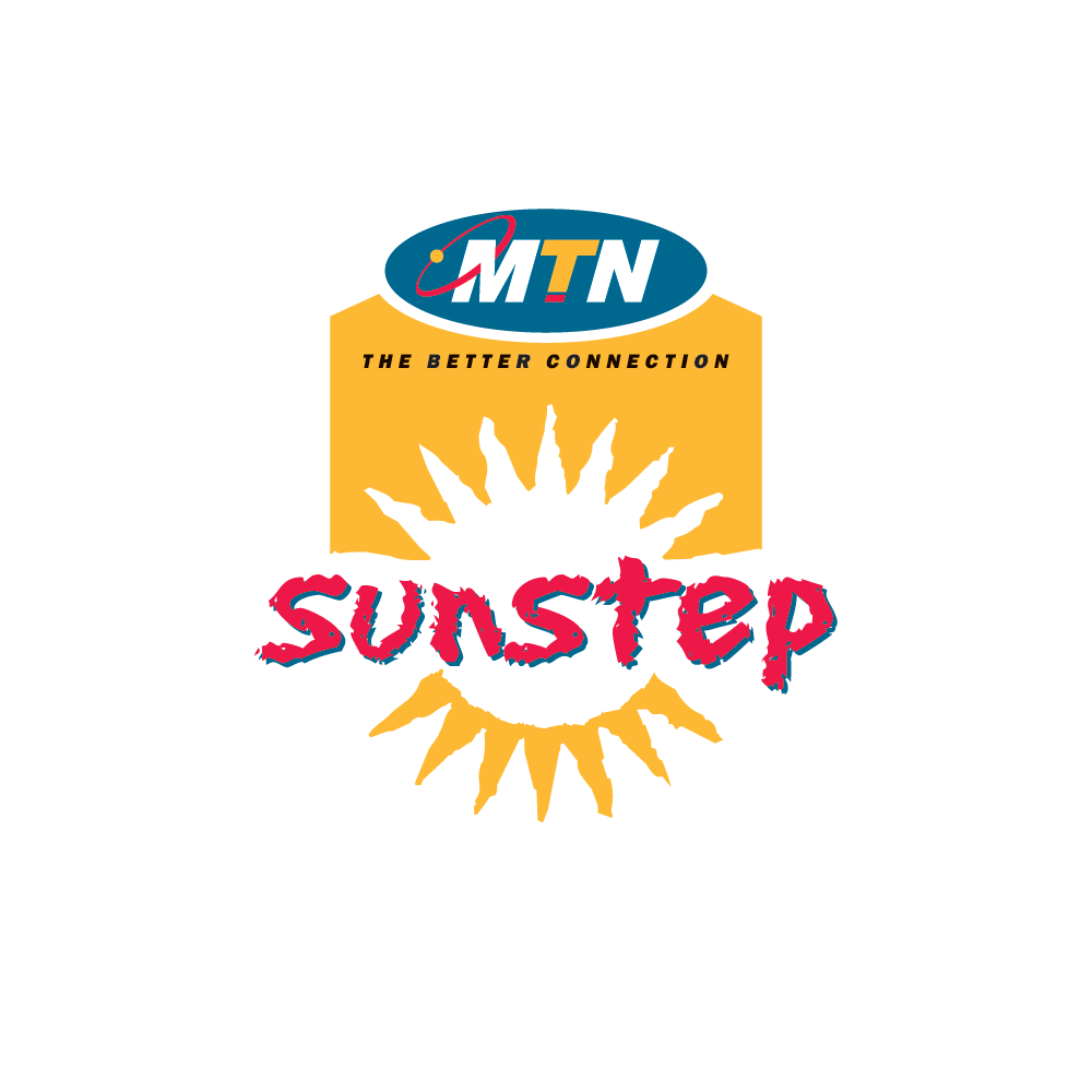 Logo design for MTN Sunstep