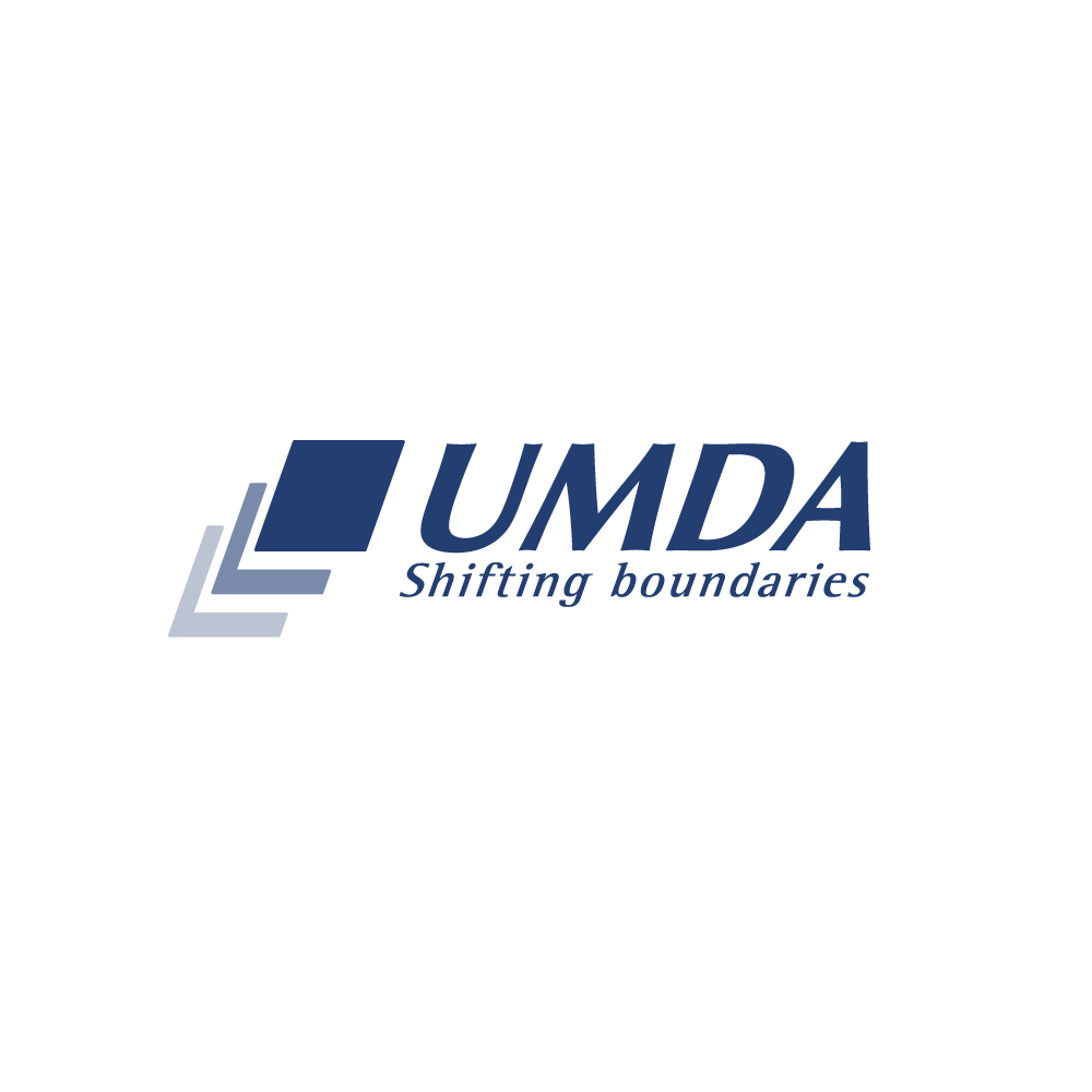 Logo design for UMDA